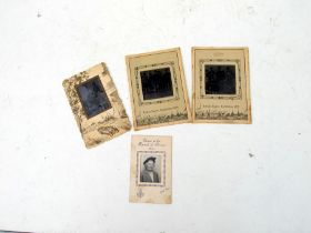 Two 1925 British Empire Exhibition visitor photographs together with a 1951 Festival of Britain