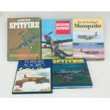 Aviation Interest: Howe (Stuart), The de Havilland Mosquito, an illustrated history; Hardy (MJ),