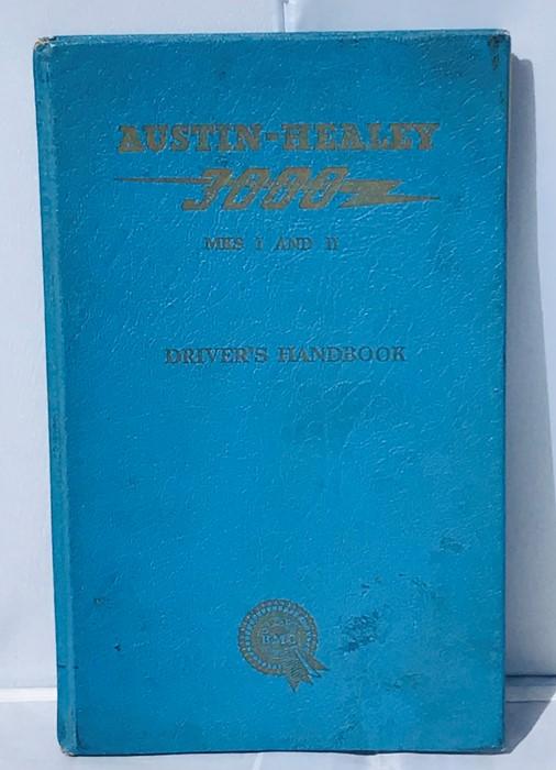 Assorted motoring volumes including Austin-Healey 3000 MK's I & II Driver's Handbook, Motor - Image 2 of 2