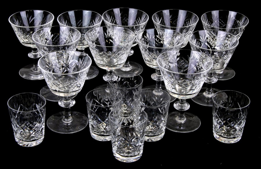 A quantity of cut glass - Image 2 of 3
