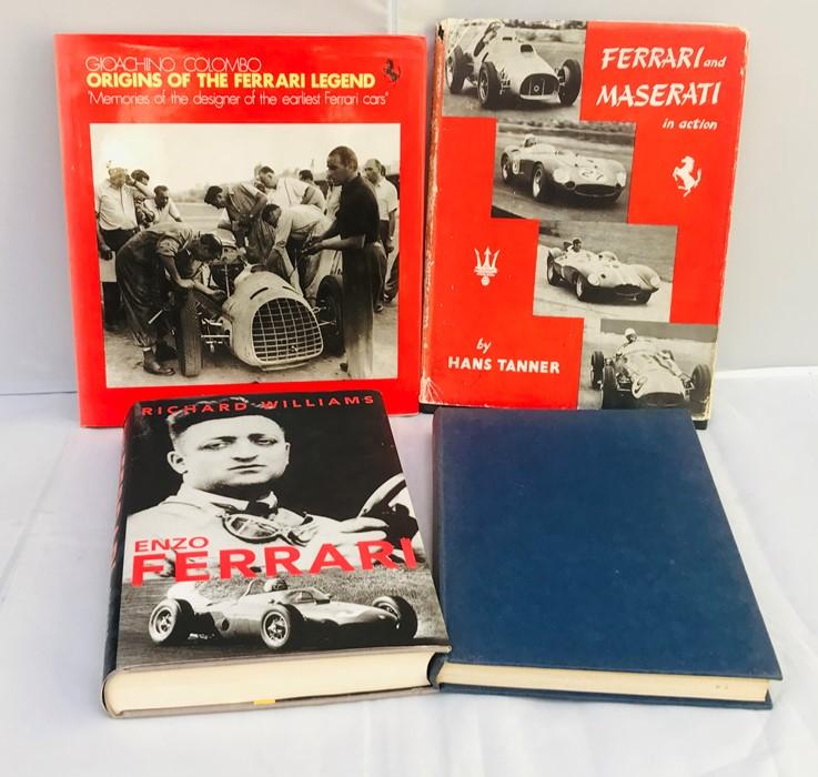 Ferrari Interest: Colombo (Gioachino), Origins of the Ferrari Legend, English edition, with dust - Image 2 of 3