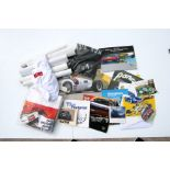 Le Mans 24-hour and other motor sport related posters and merchandise including Le Mans posters