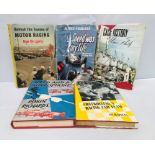 Assorted Motoring Volumes: Richards (Robin), Speed and a Microphone; Neubauer (Alfred), Speed was my
