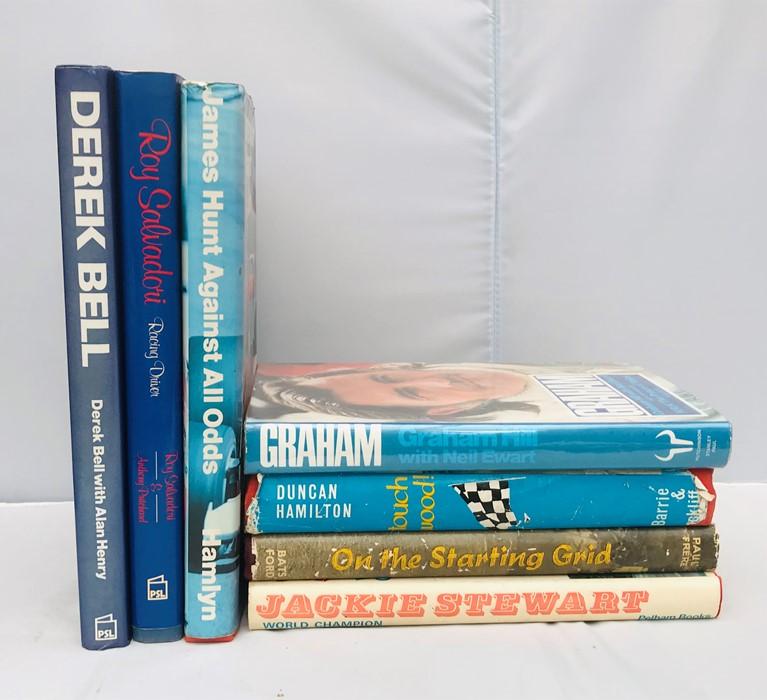 Racing Driver Biographies: Graham Hill with Neil Ewart, Graham; Duncan Hamilton with Lionel Scott,