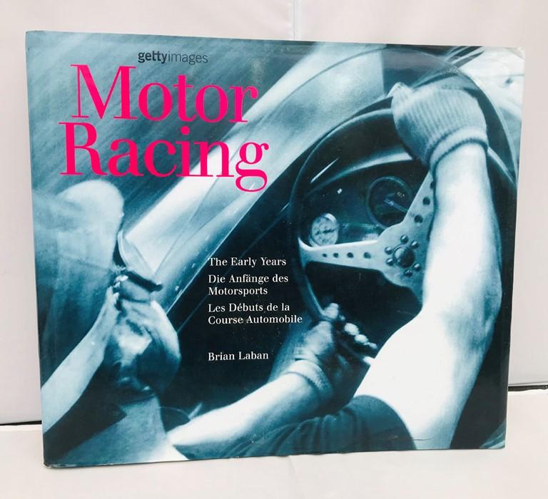 Three Motor Racing reference books: Tennant (John), Motor racing – The Golden Age 1900 – 1970; Laban - Image 4 of 4
