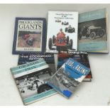 Motor Racing Interest: assorted volumes including Stansfield (Andy), The Goodwood Revival; Boddy (
