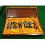 A set of six Dinky Toys racing cars: Ferrari 23H, Alfa Romeo 23F, Maserati 231, Cooper-Bristol