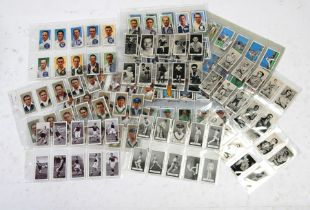 A large quantity of sporting related cigarette and trade cards covering all subjects including