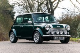 2000 Rover Mini Cooper Sport (117 miles from new)