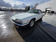 1989 Jaguar XJ-S Convertible V12 5.3