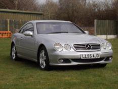 2005 Mercedes-Benz CL500 (C215)