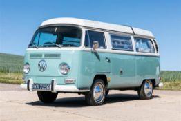 1969 Volkswagen Type 2 Westfalia Bay Window Camper