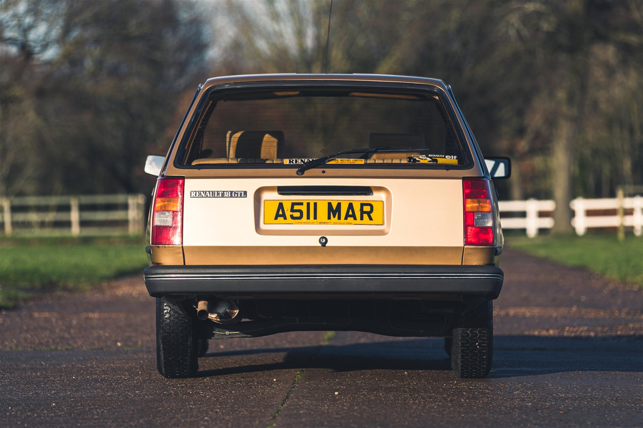 1983 Renault 18 GTL Estate - Image 20 of 32