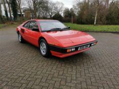 1985 Ferrari Mondial 3.0 Quattrovalvole