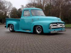 1955 Ford F100 Pickup (Custom)