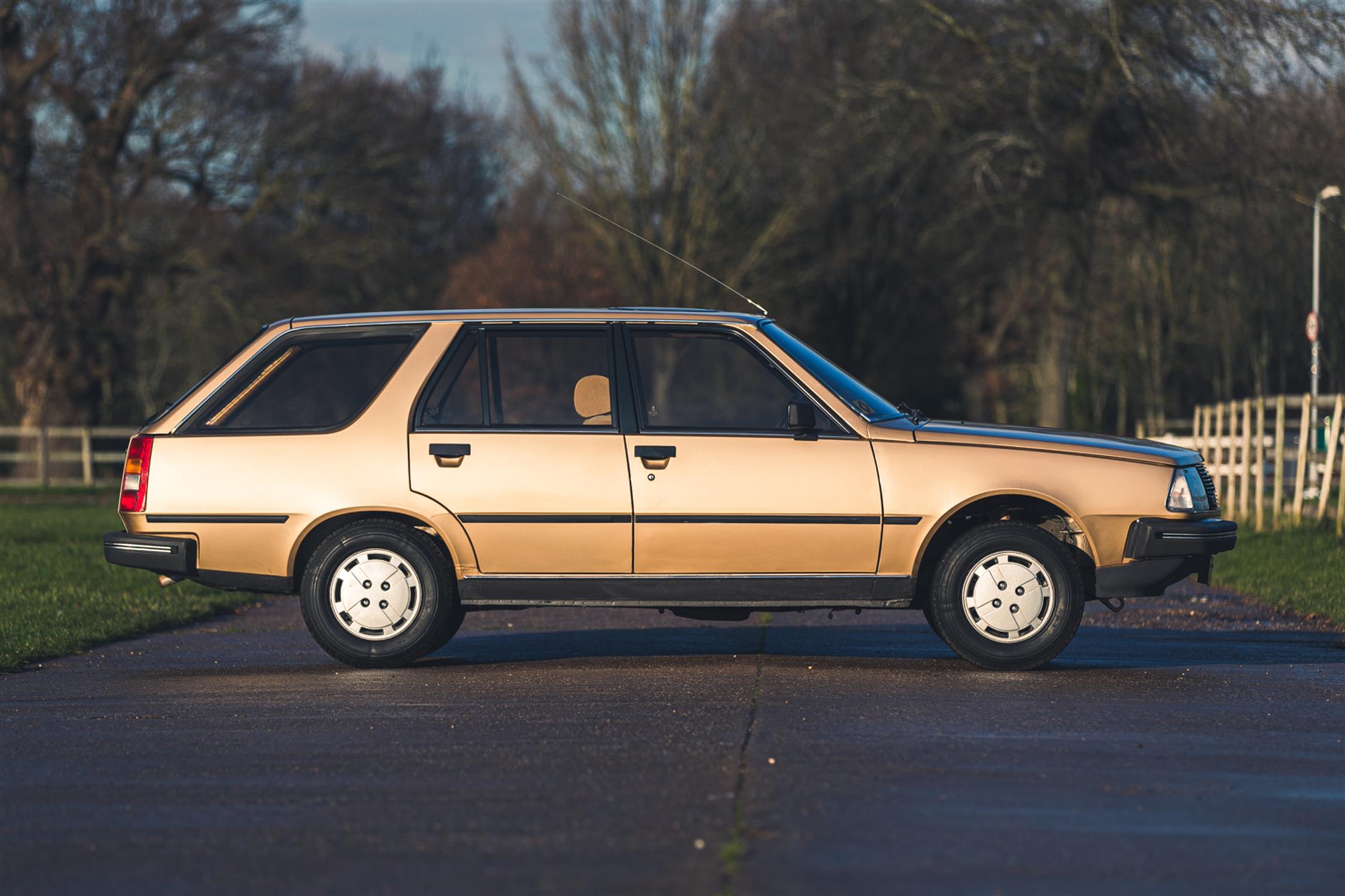 1983 Renault 18 GTL Estate
