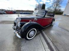 1947 Riley RMA Convertible