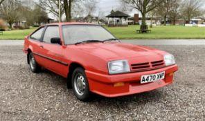1983 Opel Manta (B2) GT 1.8S