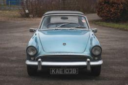 1964 Sunbeam Alpine 1600 Series III