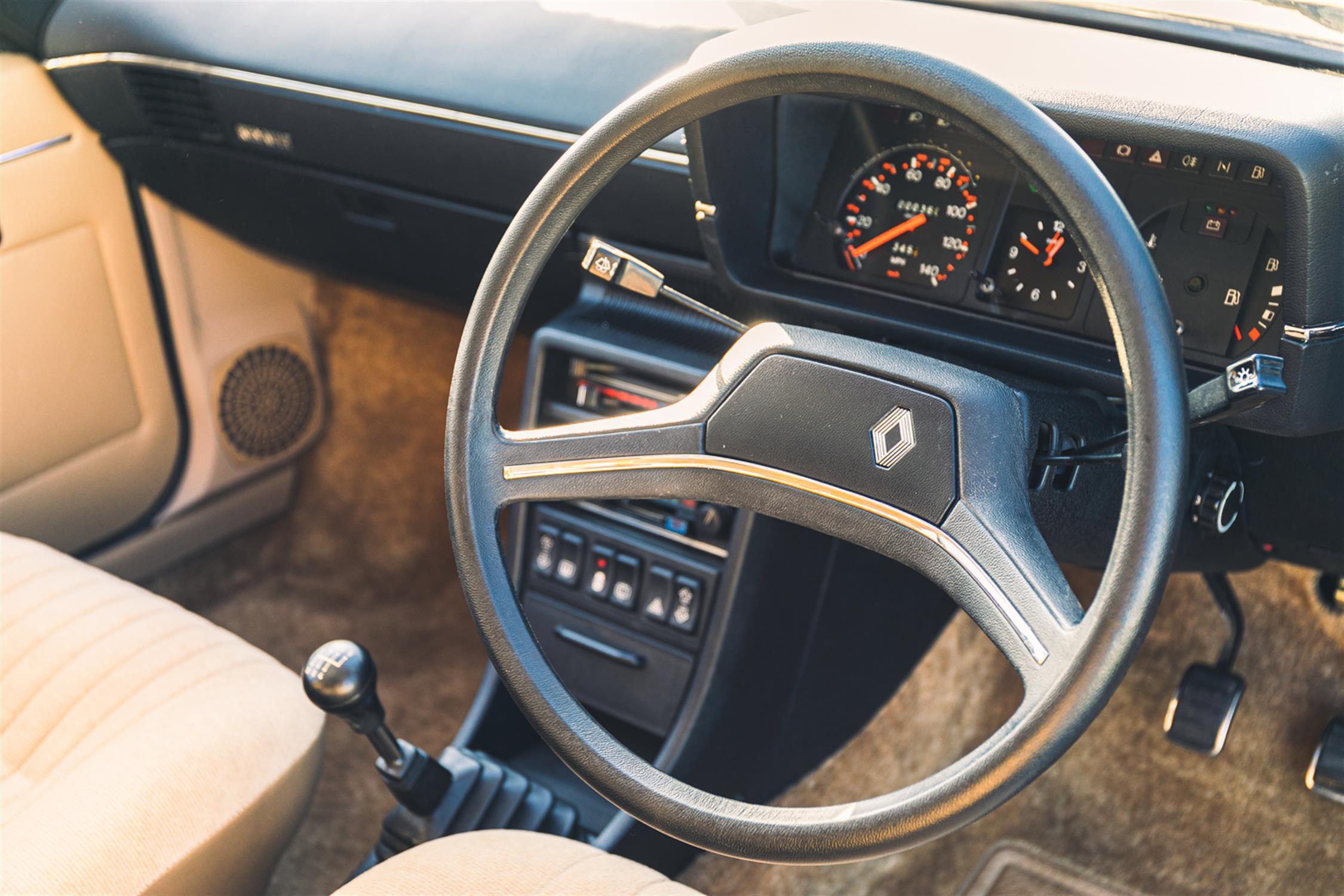 1983 Renault 18 GTL Estate - Image 29 of 32