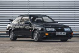 *8Regretfully Withdrawn** 1987 Ford Sierra RS 500