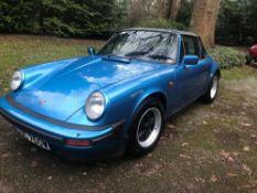 1981 Porsche 911 3.0 SC Targa
