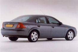 2002 Ford Mondeo 2.0-litre Ghia (auto) - 850 miles