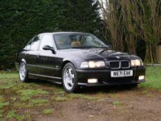 1996 BMW M3 Evolution (E36)