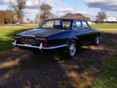 1971 Daimler 4.2 Sovereign