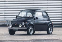 1972 Fiat 500L (LHD)