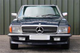 1987 Mercedes-Benz 300 SL (R107)
