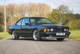 1989 BMW 635 CSi Highline Auto (E24)