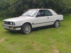 1989 BMW 320i (E30) Convertible