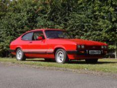 1987 Ford Capri 1.6 Laser