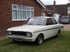 1967 Ford Cortina Lotus Twin Cam
