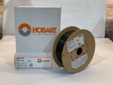 "HOBART STEEL WELDING WIRE E80C-Ni2, DIA.: 0.045"" (1.2mm), 15KG SPOOL/BOBINE *** DUE TO COVID"