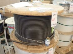 TIN PLATED COPPER CABLE APPROX. LENGTH: 423 METERS, APPROX. WEIGHT: 379 KG