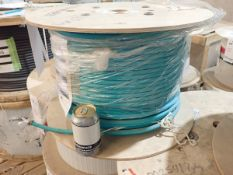 COPPER CABLE APPROX. LENGTH: 160 METERS, APPROX. WEIGHT: 31.5 KG