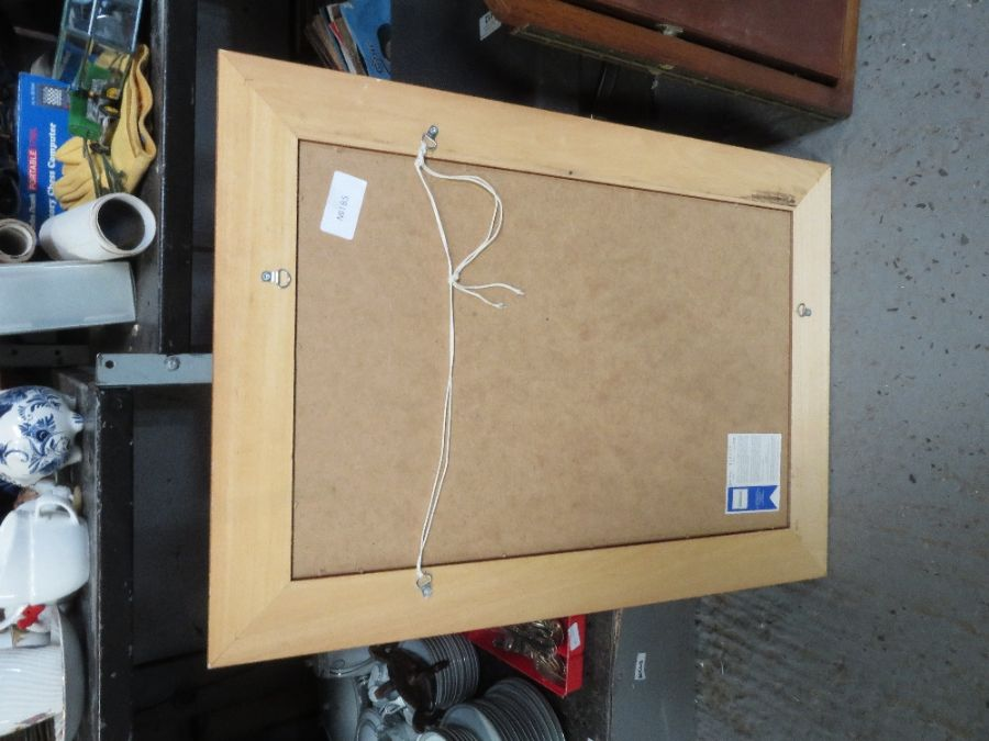 Various framed mirrors - Image 14 of 14