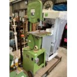 Woodwise bandsaw