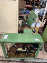 Warren machine tools milling machine together with