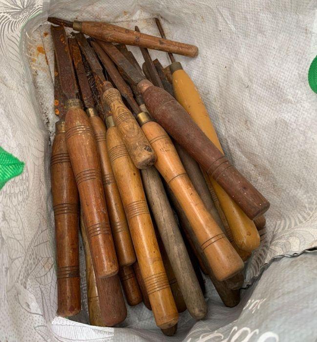 Bag of chisels