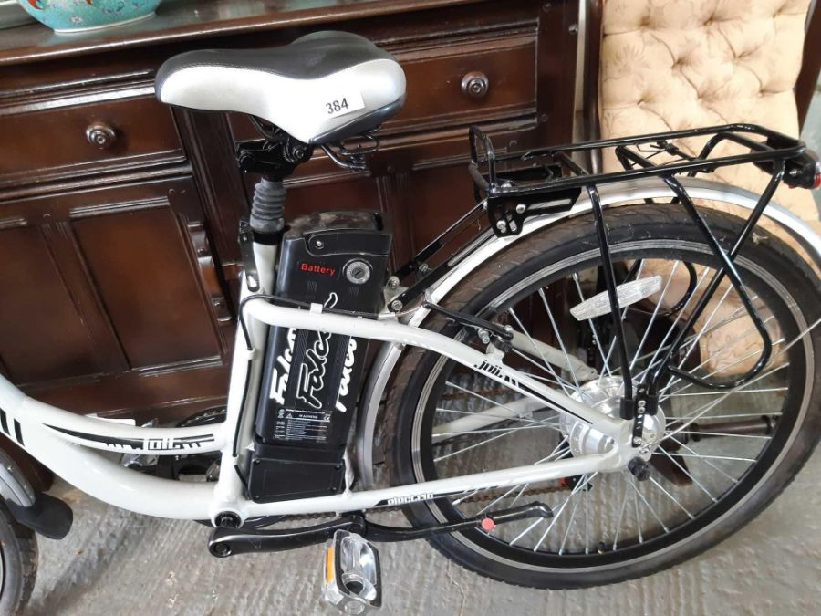 Falcon electric bicycle - Image 3 of 3