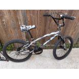 "Magna Punish 22"" BMX bicycle"
