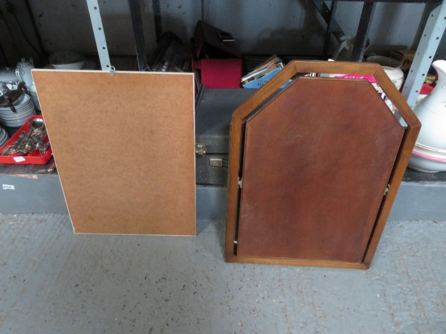 Various framed mirrors - Image 5 of 14