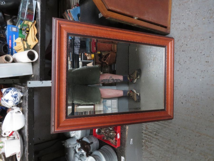 Various framed mirrors - Image 7 of 14