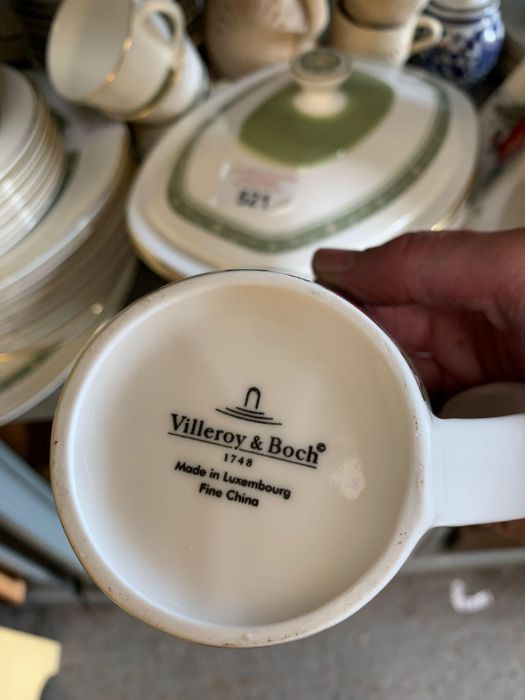 Quantity of Royal Doulton 'Rondelay' dinnerware to - Image 3 of 3
