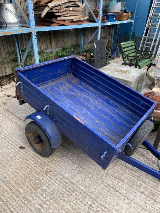 4 foot x 3 foot trailer - Image 3 of 3