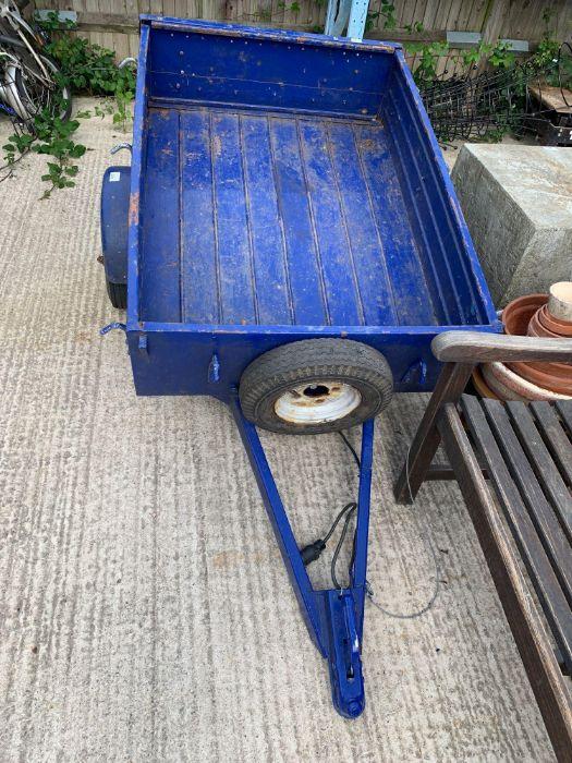 4 foot x 3 foot trailer - Image 2 of 3