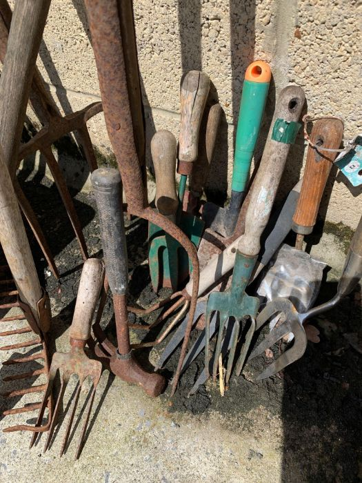 Quantity of various gardening tools to include spa - Image 2 of 2